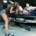 bondage fuckingmachines spanking domination kinky girls