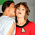 Aurora Snow, Hustler The amazing Aurora Snow fucks the evil Khan