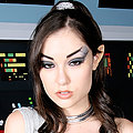 Sasha Grey, Hustler Hot Sasha Grey is one horny, fuckable Vulcan
