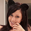Sex crazed Catie Minx prepares to claw her way to the top