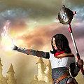 CosplayErotica Bethany Dragon Age nude cosplay