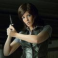 CosplayErotica Helena Harper Resident Evil 6 nude cosplay