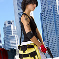 CosplayErotica Faith Connors, Mirror's Edge nude cosplay