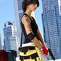 CosplayErotica Faith Connors, Mirror's Edge nude cosplay