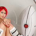 Hot Naked Nerdy Portal Fan Redhead Teen