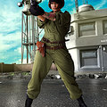 Lady Jaye (G.I. Joe) nude cosplay