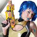 Maya (Borderlands 2) nude cosplay