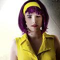 Faye Valentine (Cowboy Bebop) nude cosplay