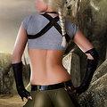 Sonya (Mortal Kombat) nude cosplay
