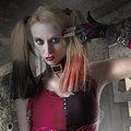 Harley Quinn (Harley Quinn's Revenge) nude cosplay
