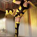 Tanya (Mortal Kombat) nude cosplay