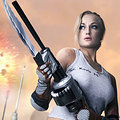 Anya Stroud (Gears of war) nude cosplay