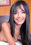 Today we bring all you Asian Tgirl lovers a treat. The sexy and horny Simin makes her debut with tha