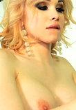 Horny Sarina blowing and fucking hot Angelina