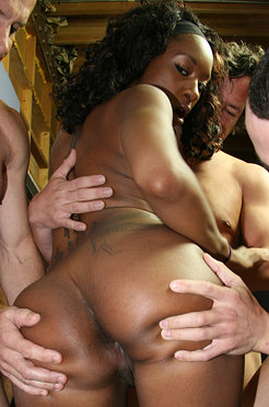 cute young black girls getting gang fucked